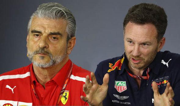 F1 | Horner attacca Maurizio Arrivabene per il caso Mekies