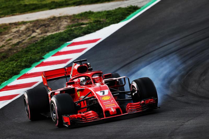 Test F1 Barcellona 2018, Sessione 2 – Giorno 4: Raikkonen e la Ferrari concludono i lavori in testa
