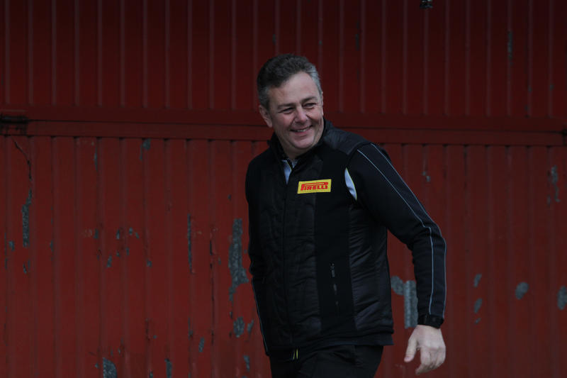 Test F1 2018 | Intervista esclusiva a Mario Isola