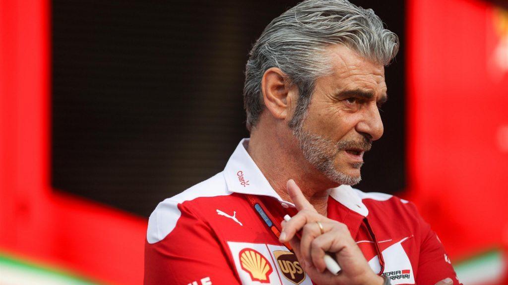 """F1   Arrivabene, frecciatina a Hamilton e Mercedes: """"C'è chi parla e chi fa i fatti"""""""
