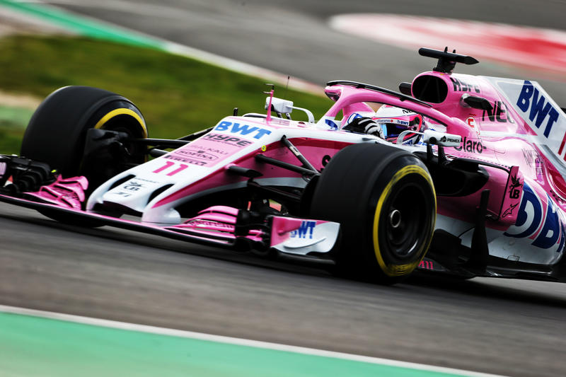 "Test F1 | Force India, Perez: ""Ci siamo preparati bene per Melbourne"""