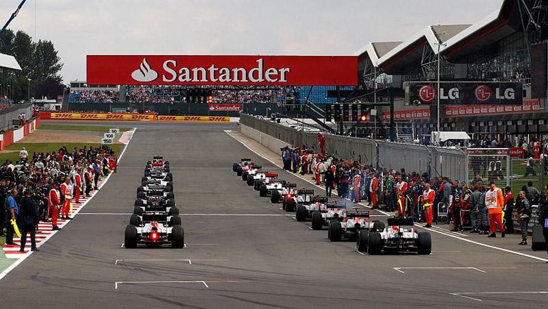 F1 | I tempi del GP di Silverstone saranno più veloci di un secondo