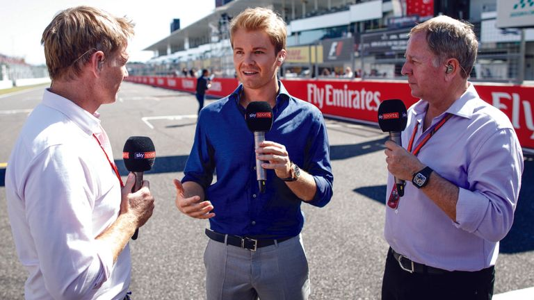 "F1   L'accusa di Rosberg: ""La Ferrari ha usato Raikkonen per far vincere Vettel"""