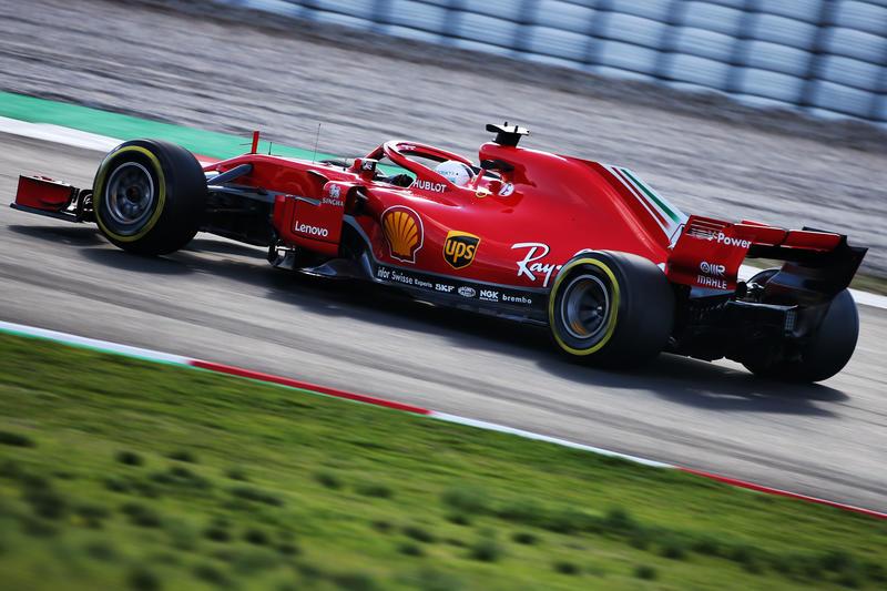 Test F1 Barcellona 2018, Sessione 2 – Giorno 1: Mattinata alla Ferrari di Vettel