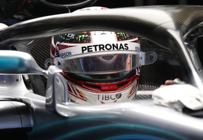 F1 | Lewis Hamilton e la sua ingombrante controfigura…