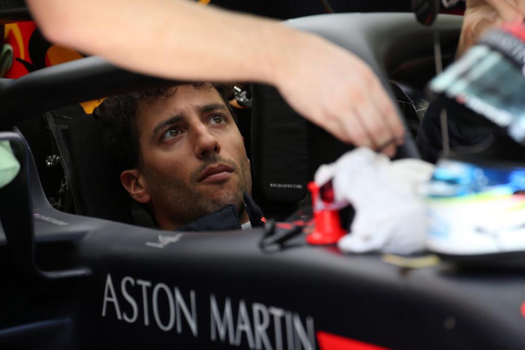 F1 | Red Bull, Daniel Ricciardo a caccia del suo primo podio in Cina