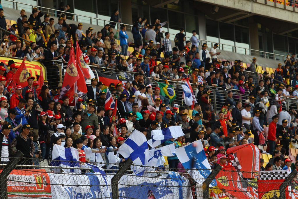F1   Shanghai ospiterà il primo Fan Festival della stagione