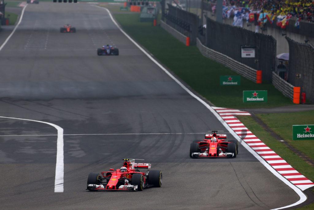 F1   Confermate le zone DRS per il prossimo Gran Premio della Cina