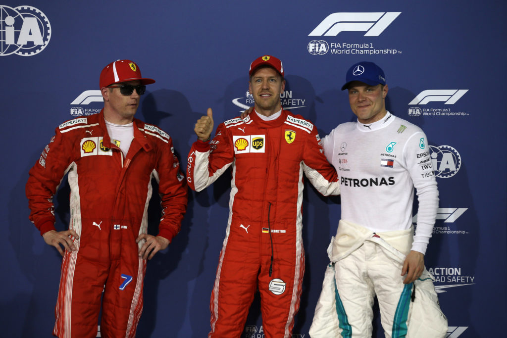 F1 | Gran Premio del Bahrain, la griglia di partenza