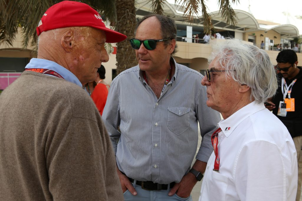 Formula 1   Bernie Ecclestone presente in Bahrain: tornano in auge le voci di una possibile serie alternativa