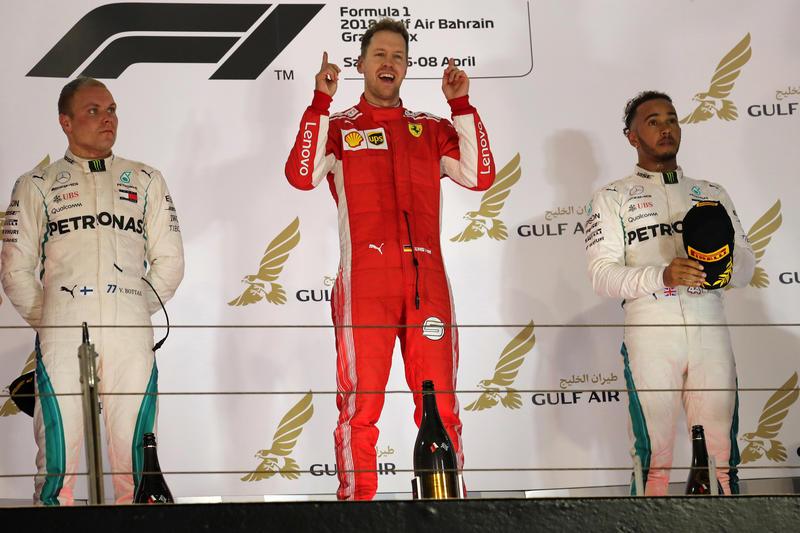 F1 | Pagelle GP Bahrain – Vettel è il mago delle gomme, beffati i due alfieri Mercedes, Gasly da applausi…