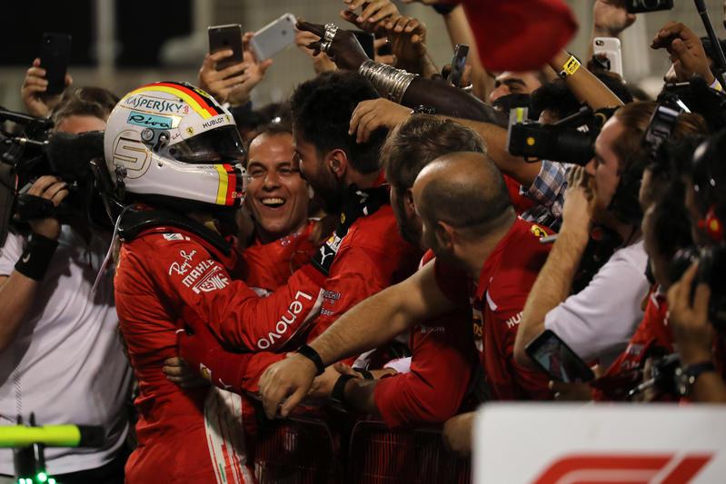 F1   Seb Vettel, il valore aggiunto di una Ferrari che non ha più paura…