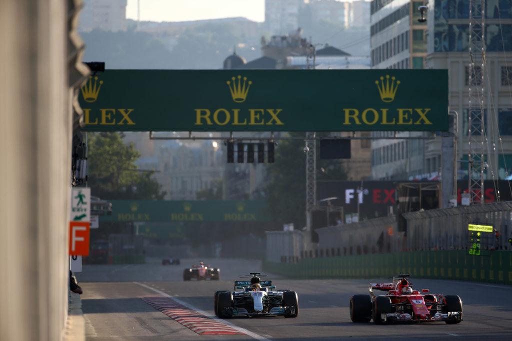 F1 | Gli orari del Gran Premio d'Azerbaijan su TV8