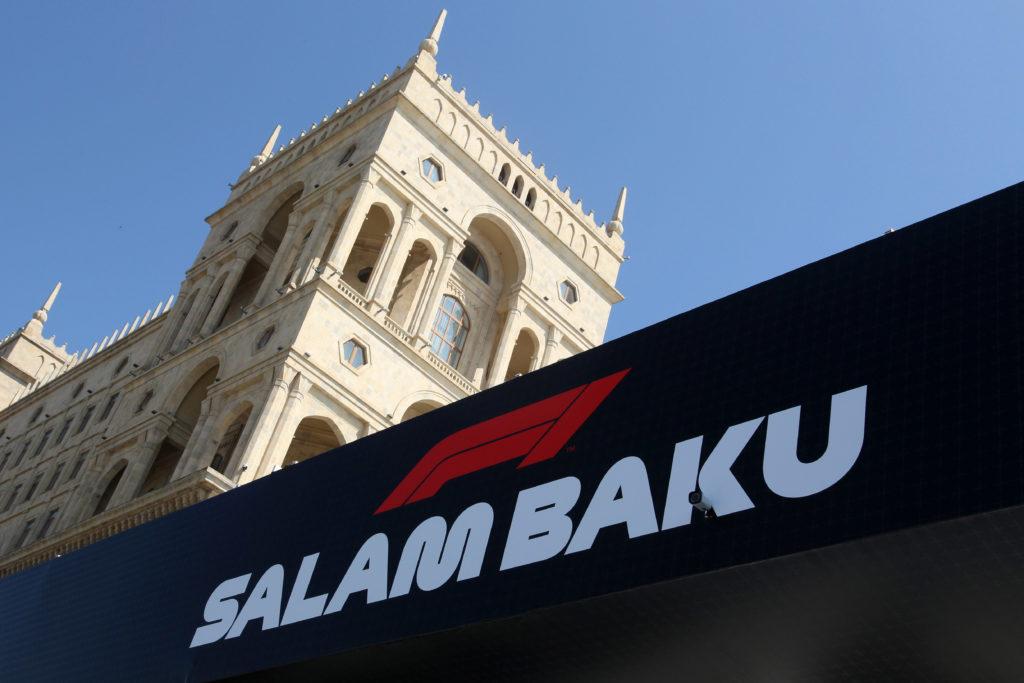 F1 | Gli orari del Gran Premio d'Azerbaijan su Sky Sport F1 HD