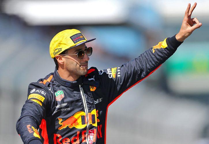 Formula 1 | Futuro? Damon Hill mette in guardia Daniel Ricciardo