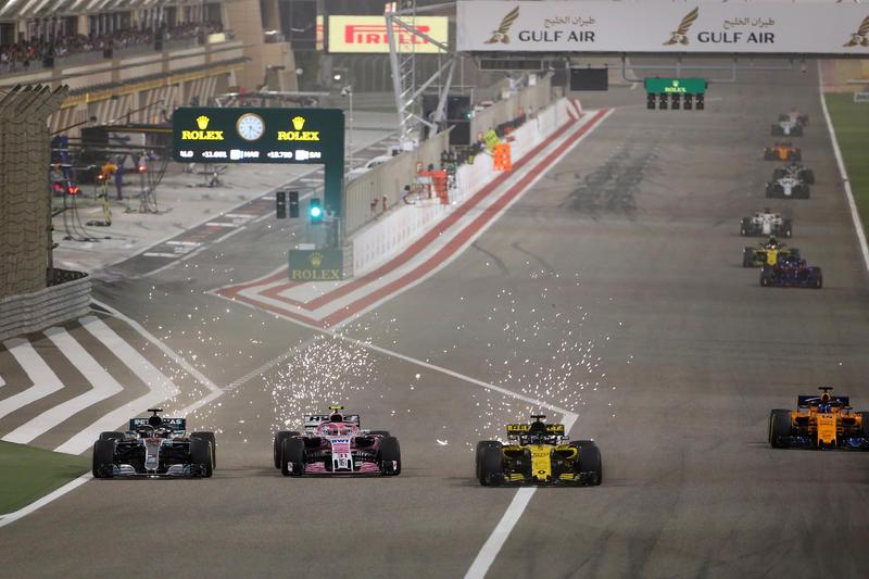"""F1   Hamilton e il triplo sorpasso di Sakhir: """"È stata una manovra piuttosto rischiosa"""""""