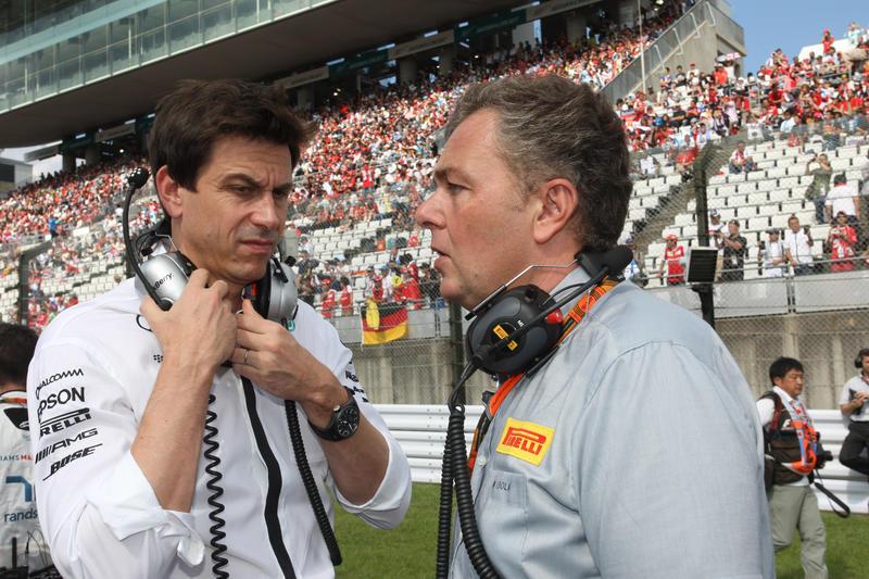 F1 | La Pirelli accoglie la richiesta della Mercedes: battistrada ridotto in tre GP