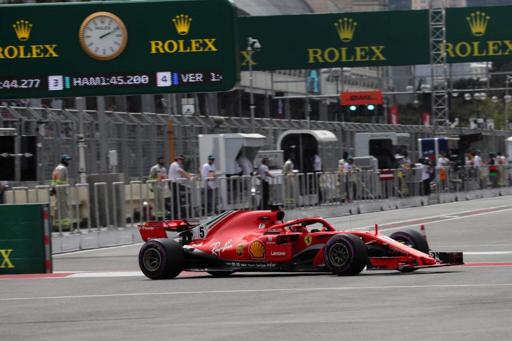 Formula 1 | Cambio di assetto in casa Ferrari al termine delle FP1 a Baku
