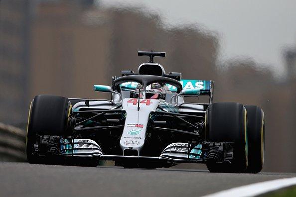 F1 GP Cina, Prove Libere 1: Hamilton subito davanti