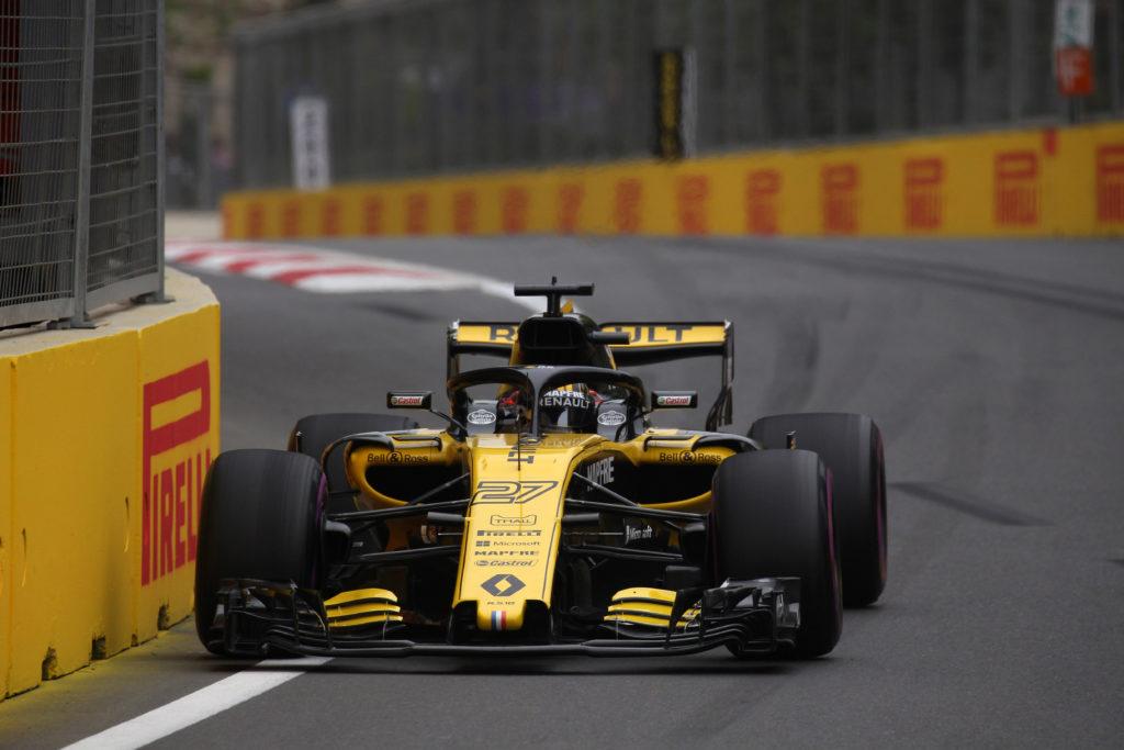 F1   Doccia fredda in casa Renault: Hulkenberg costretto a scontare cinque posizioni di penalità