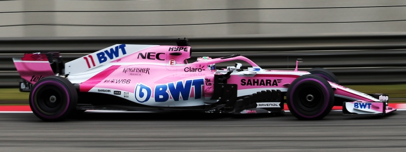 """F1   Force India, Perez: """"Sono molto soddisfatto"""""""