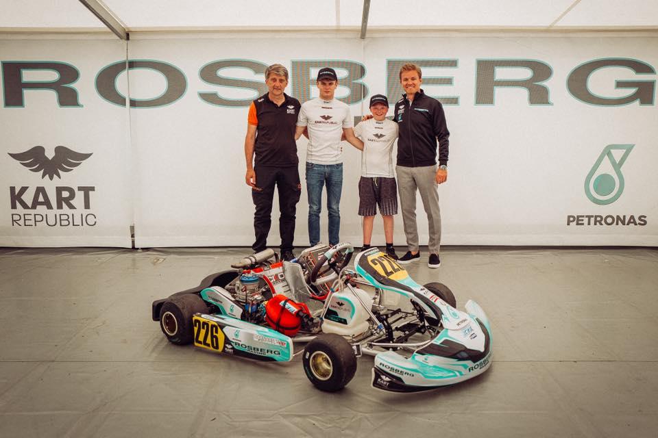 F1 | Nico Rosberg annuncia una scuola kart per giovani piloti