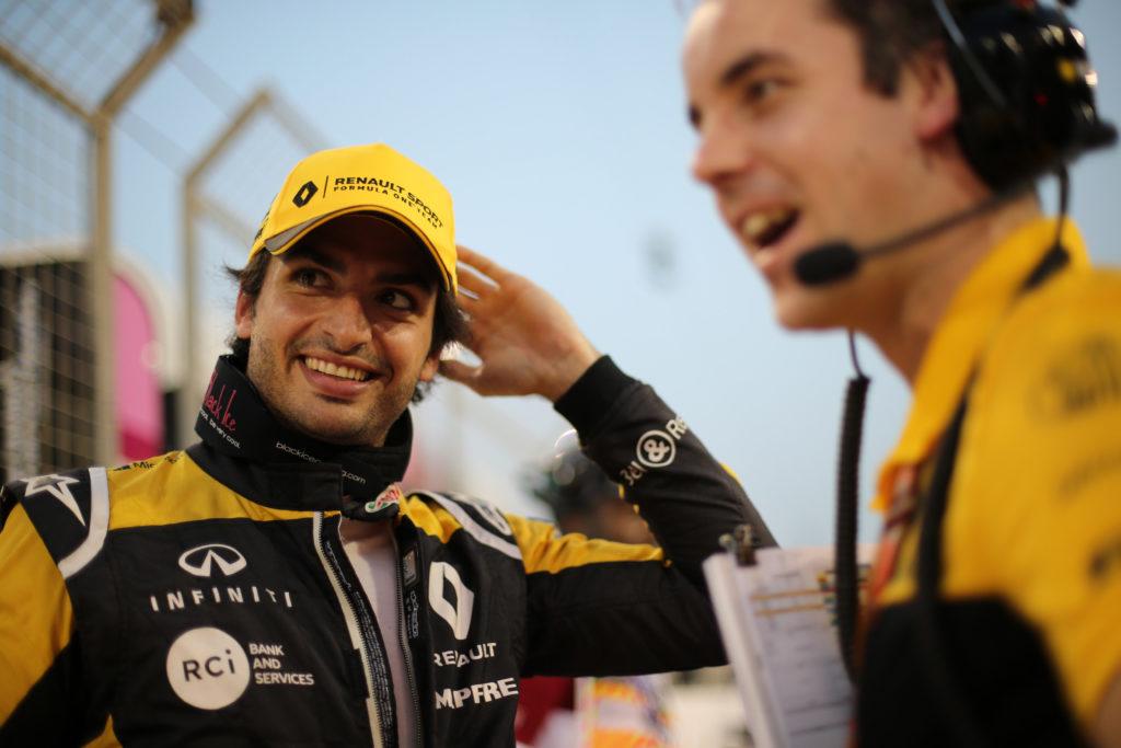 """F1   Sainz: """"Il mio futuro sarà in Renault"""""""
