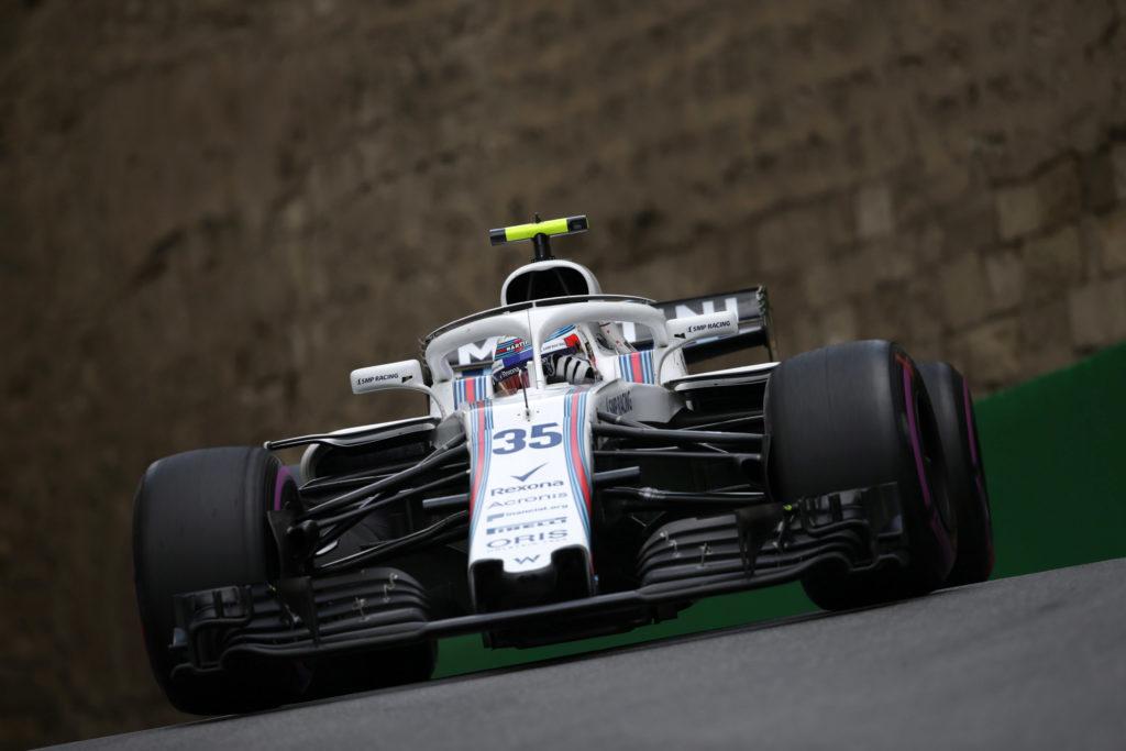 F1 | Penalità per Sirotkin