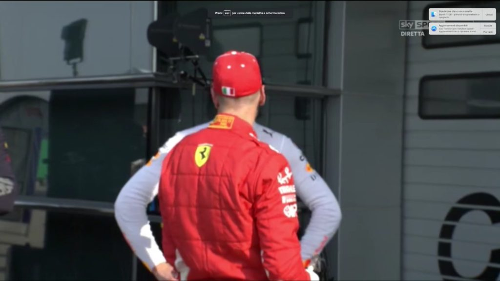 Formula 1 | Contatto Vettel-Verstappen: chiarimento al termine della gara