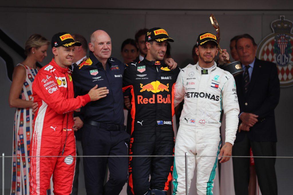 F1 | Pagelle GP Monaco – Ricciardo incantevole locomotiva, Vettel saggio, Hamilton limita i danni