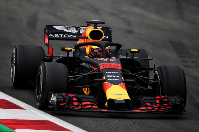 "F1 | Red Bull, Dennis: ""Test positivo. Bello provare la RB14 in pista"""