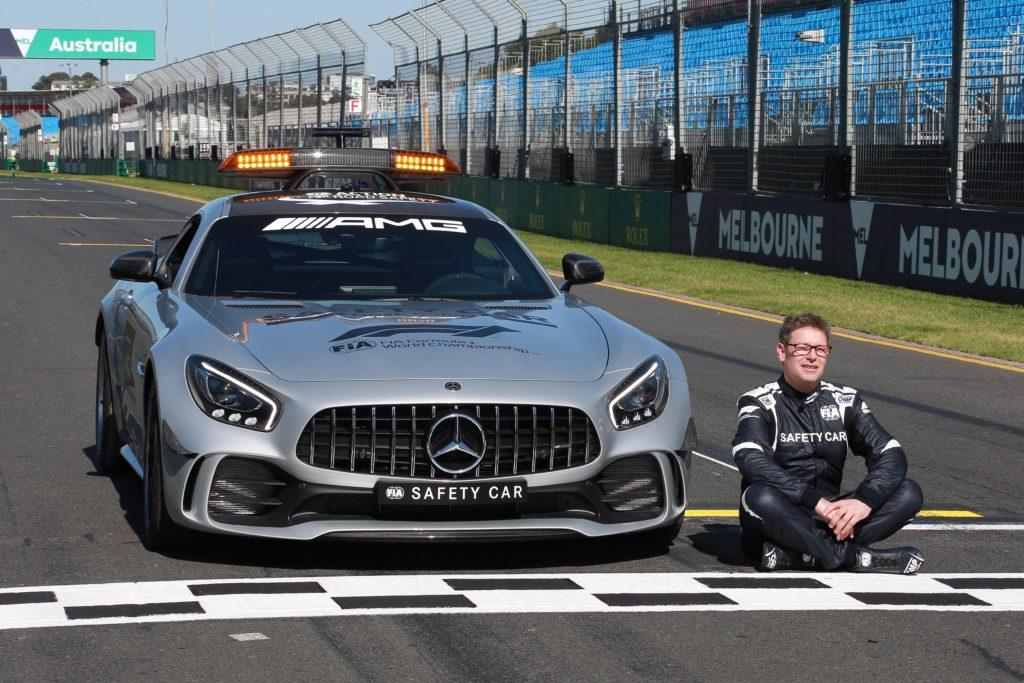 F1 | Bernd Maylander, il pilota in testa ai piloti