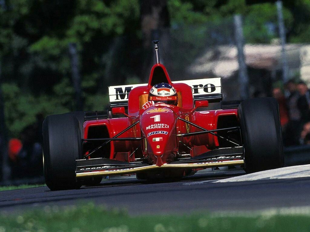F1 | GP San Marino 1996, la prima pole di Schumacher in Ferrari