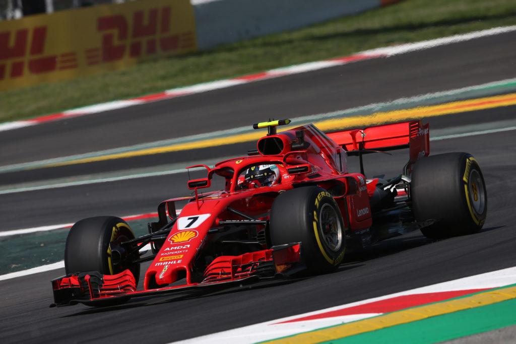 """F1   Ferrari, Raikkonen: """"Mercedes più forte di noi a Barcellona, ma non siamo andati così male"""""""
