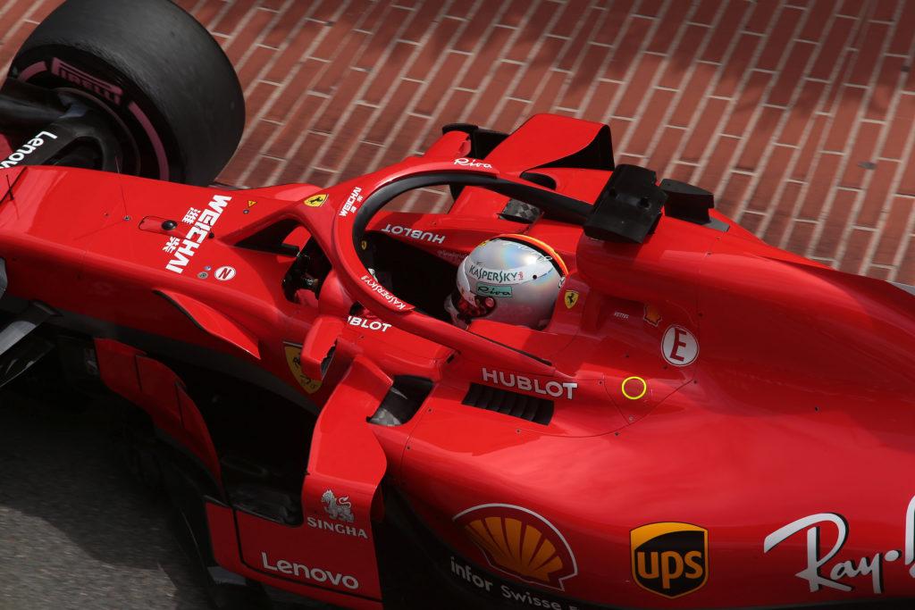 F1 | GP Monaco, Vettel omaggia il Principato con un casco celebrativo