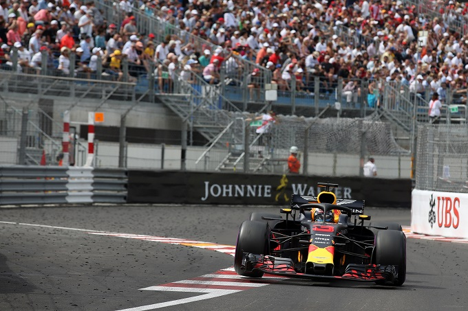 "F1 | GP Monaco, Daniel Ricciardo eletto ""Driver of the Day"""