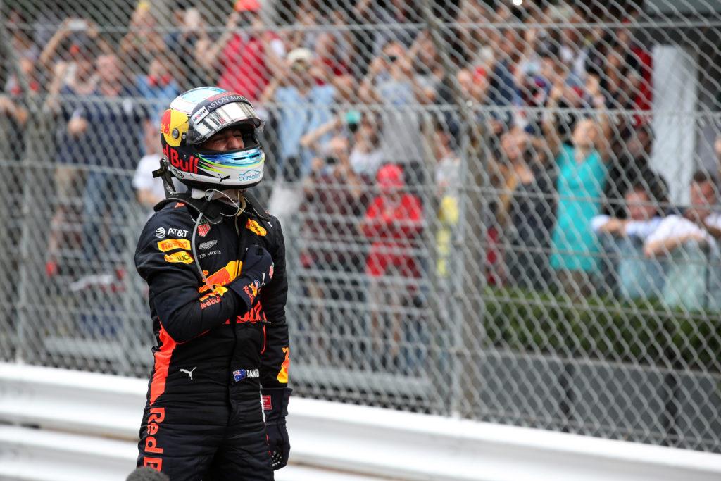 F1   Statistiche, GP Monaco: Ricciardo ha vinto per la prima volta partendo dalla pole