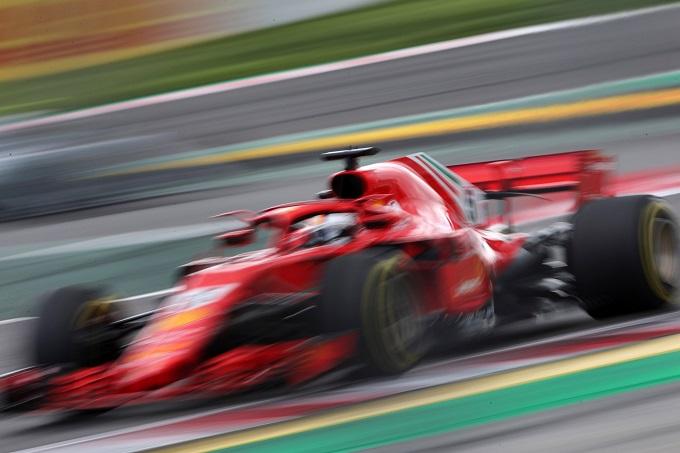 F1 | Ferrari: Vettel e Giovinazzi in pista nei test di Barcellona