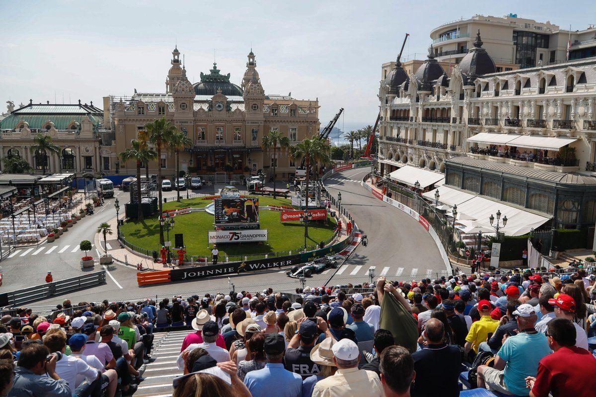 Circuito Monaco : Gran premio di monaco anteprima e orari del weekend