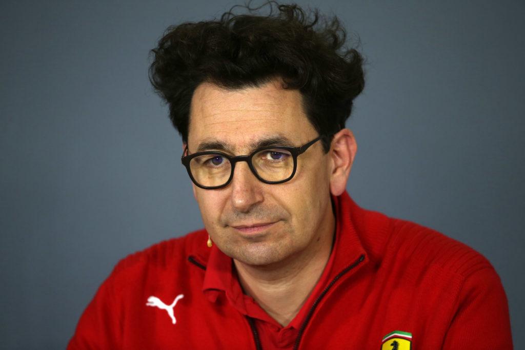 F1   Ferrari smentisce su Twitter un'intervista a Mattia Binotto apparsa su alcuni media