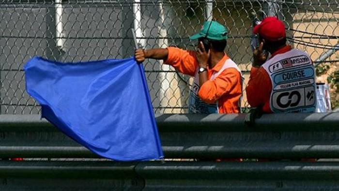 """Formula 1   Whiting rivela: """"Stiamo valutando l'abolizione delle bandiere blu"""""""