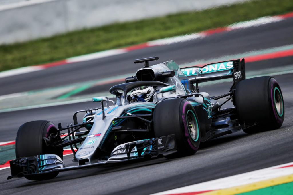 Test F1 Barcellona 2018, Sessione 3 – Giorno 2: Bottas e Giovinazzi dettano il passo al mattino