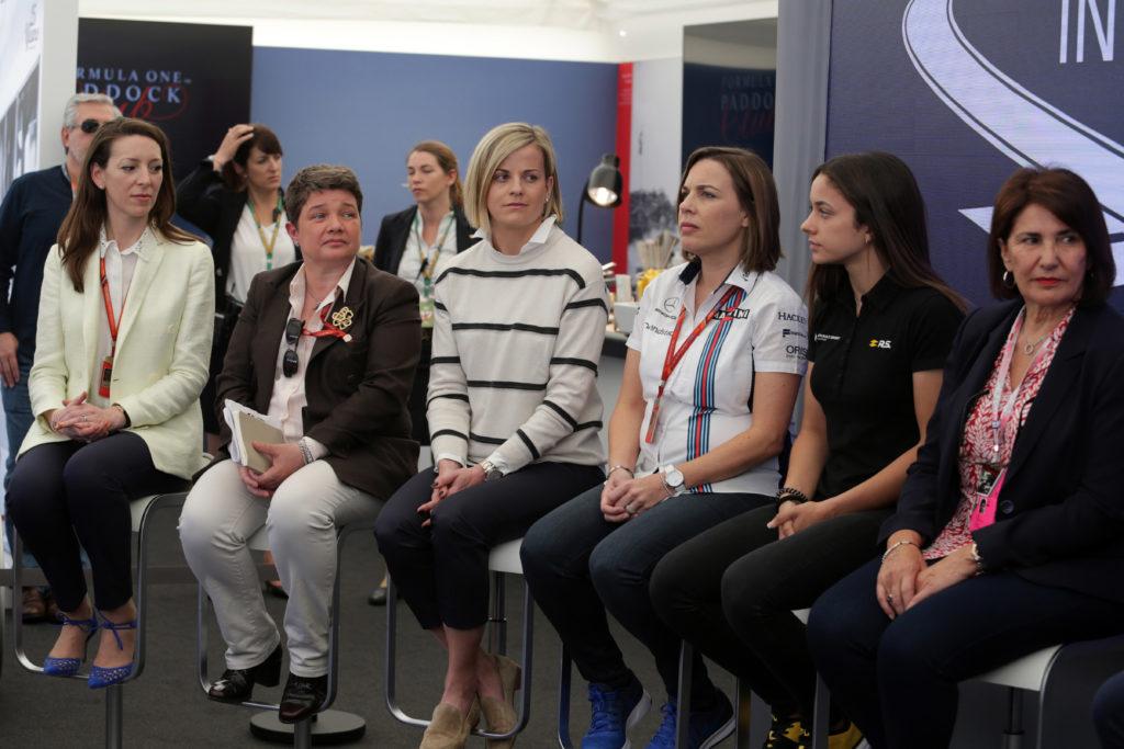 F1 | La Force India per una Formula 1 rosa: spazio alle donne
