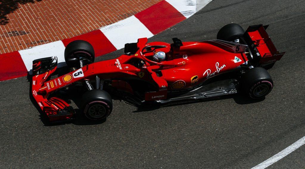 Gran Premio di Monaco – Sebastian in prima fila