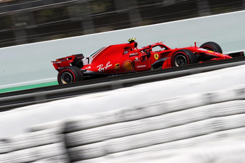 Formula 1   Ferrari, Raikkonen bloccato nelle FP2 per un mal funzionamento alla power unit