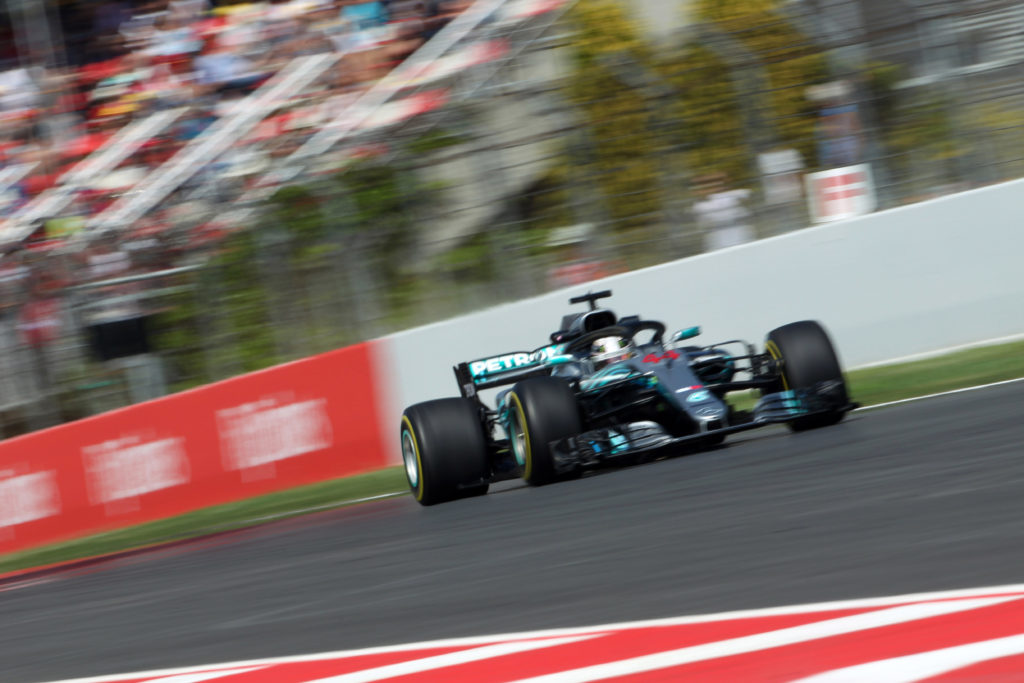 F1 GP Spagna, prove libere 3: Hamilton e la Mercedes prenotano la pole