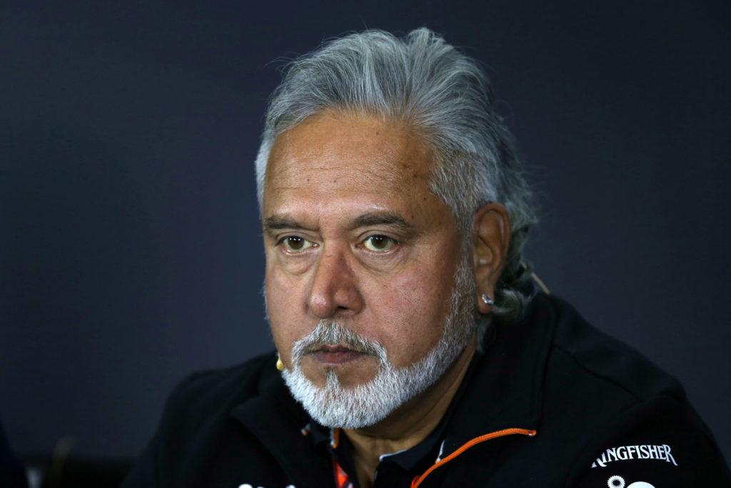F1 | Force India, Vijay Mallya rassegna le dimissioni da amministratore delegato del team