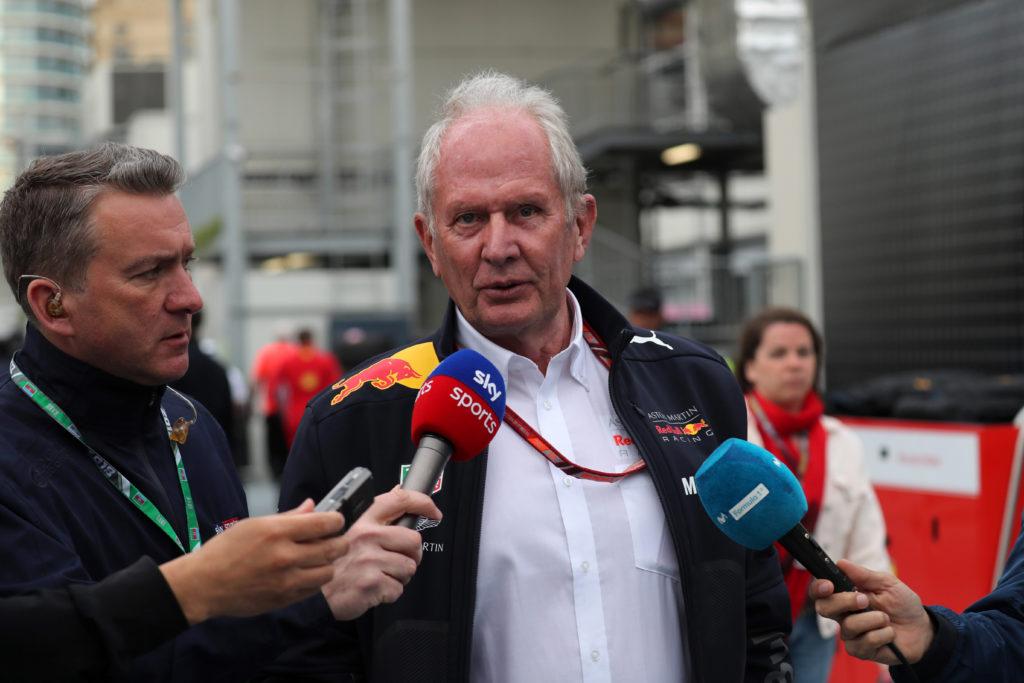 """F1   Red Bull, Marko stuzzica la Mercedes: """"Favorevoli al cambio regolamentare perchè sono arrivati alla fine del proprio sviluppo"""""""