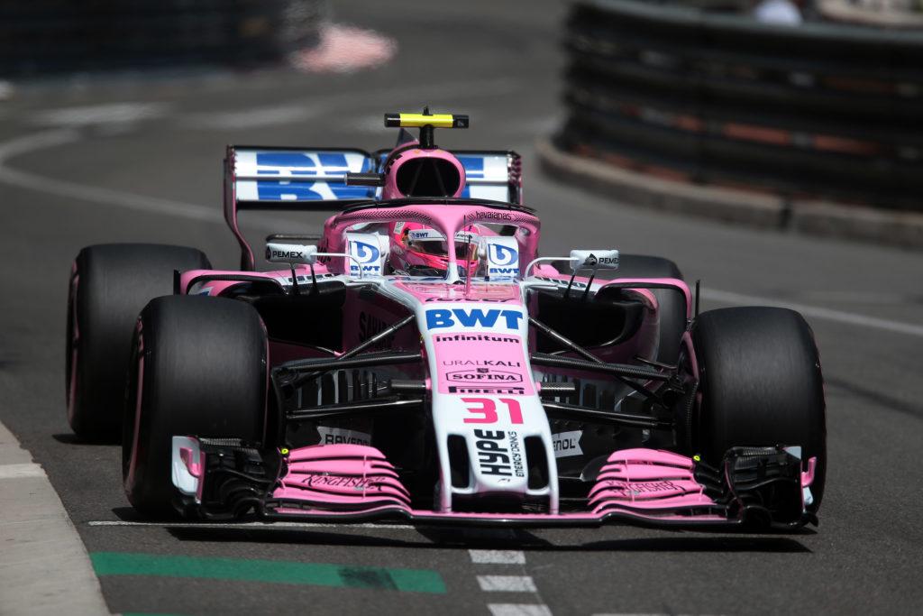 F1   Ocon non esclude giochi di scuderia con Mercedes