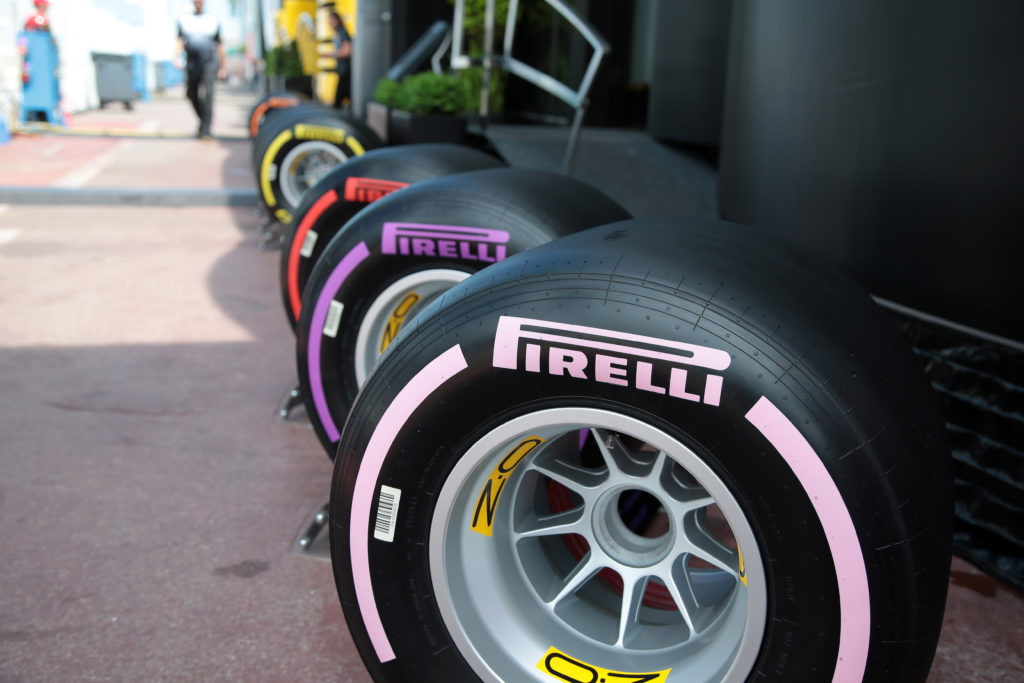 F1 | Pirelli cambia nome alle mescole